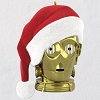 2018 Star Wars, Holiday C-3PO *LIGHT & SOUND*