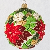 2018 Heritage Collection Poinsettia Ball