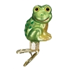 2019 Happy Frog - Old World Christmas Blown Glass
