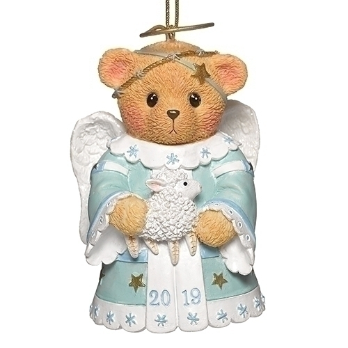 2019 Cherished Teddies Angel