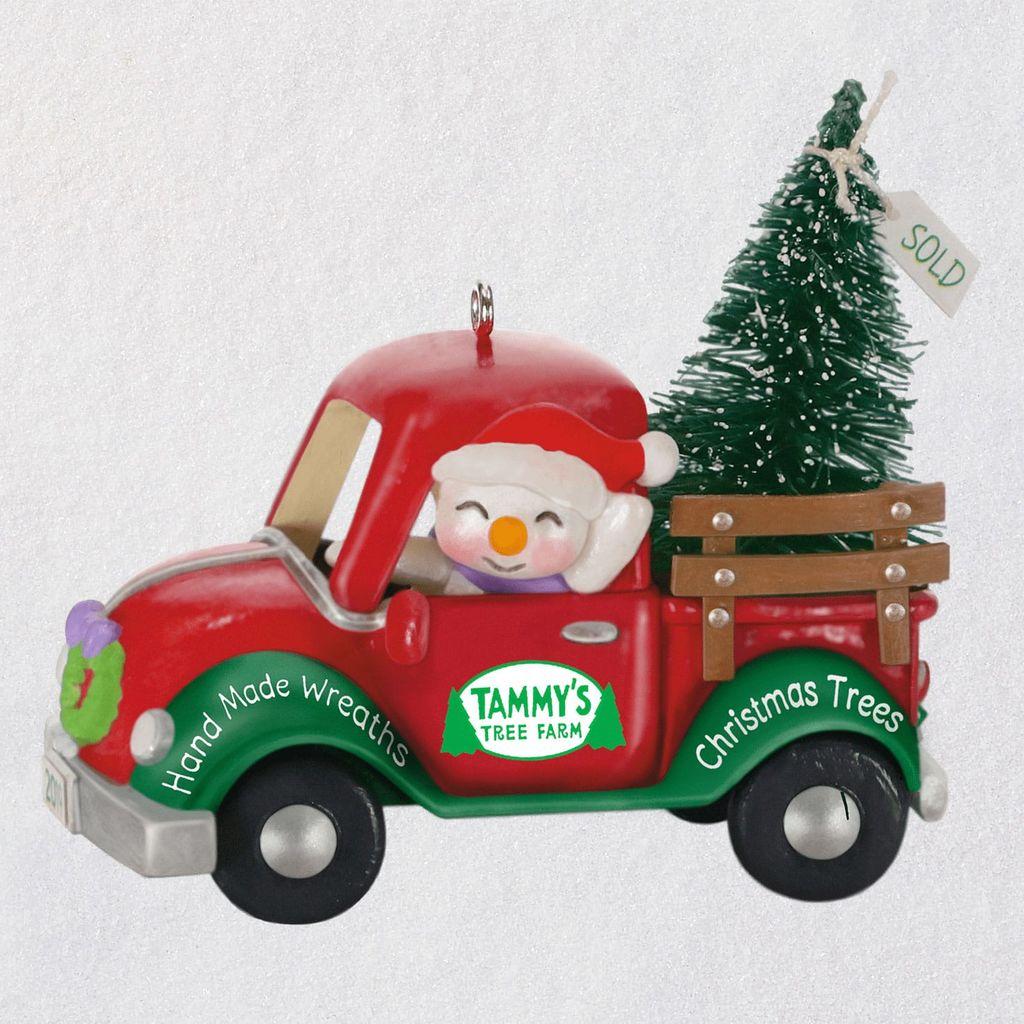 2019 Holiday Parade Hallmark Christmas Ornament - Hooked ...