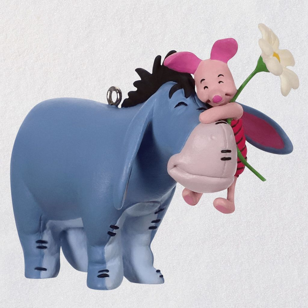 Disney Hundred Acre Hug Eeyore and Piglet Hallmark ...