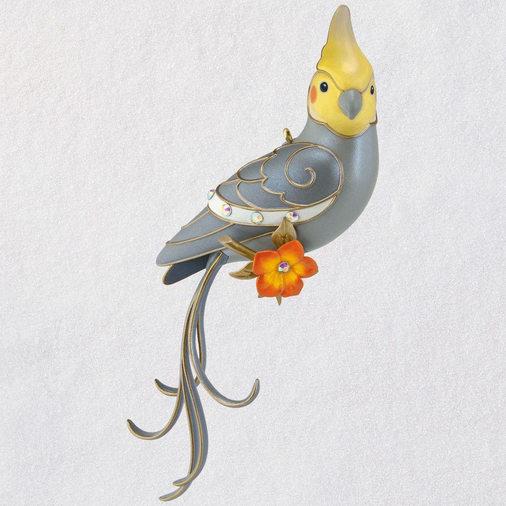 2019 Beauty Of Birds Club Clever Cockatiel