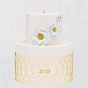 2019 I Do Wedding Cake Ornament