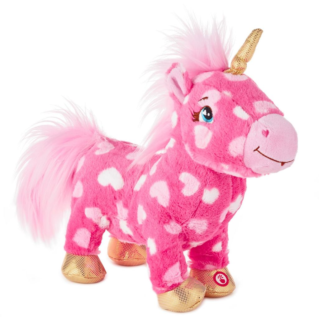 Love Is Magic Unicorn *MUSICAL PLUSH with MOTION