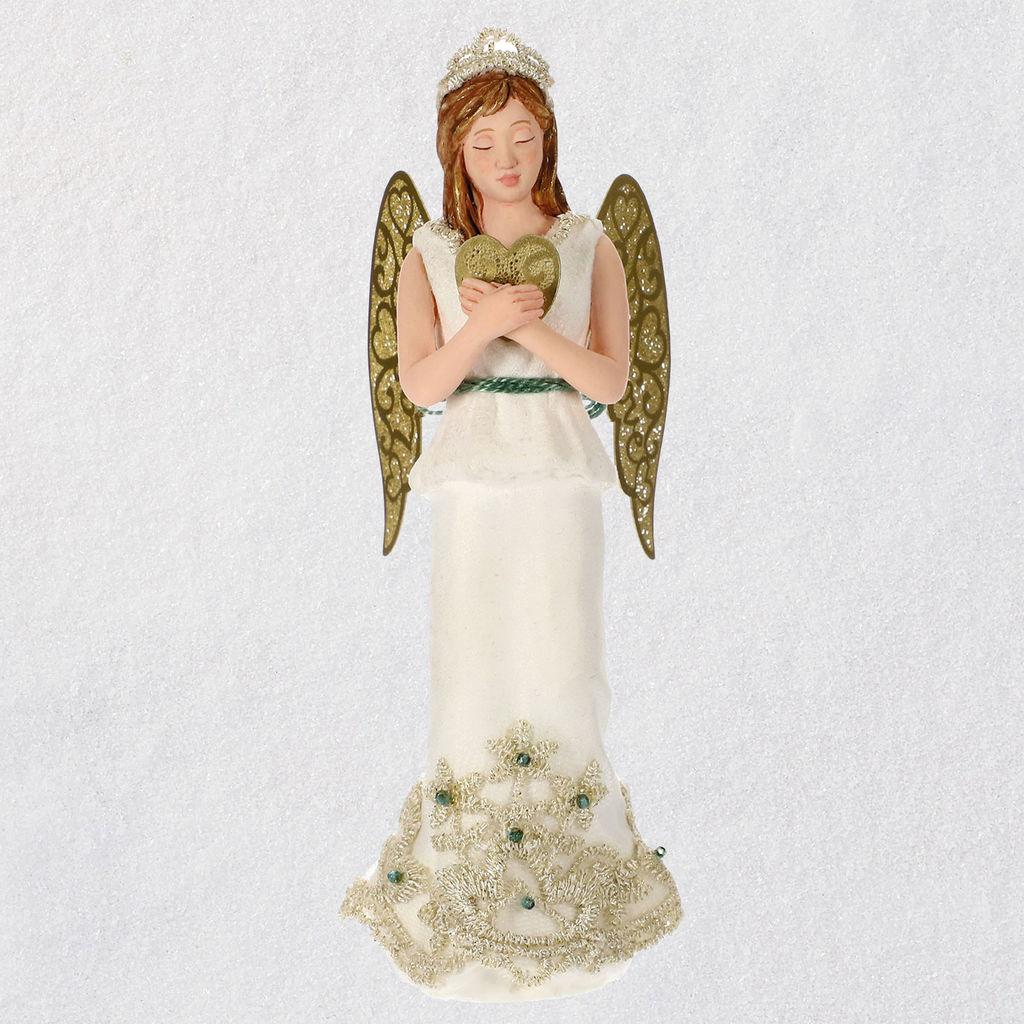 Hallmark 2013 Caring Angel Ornament