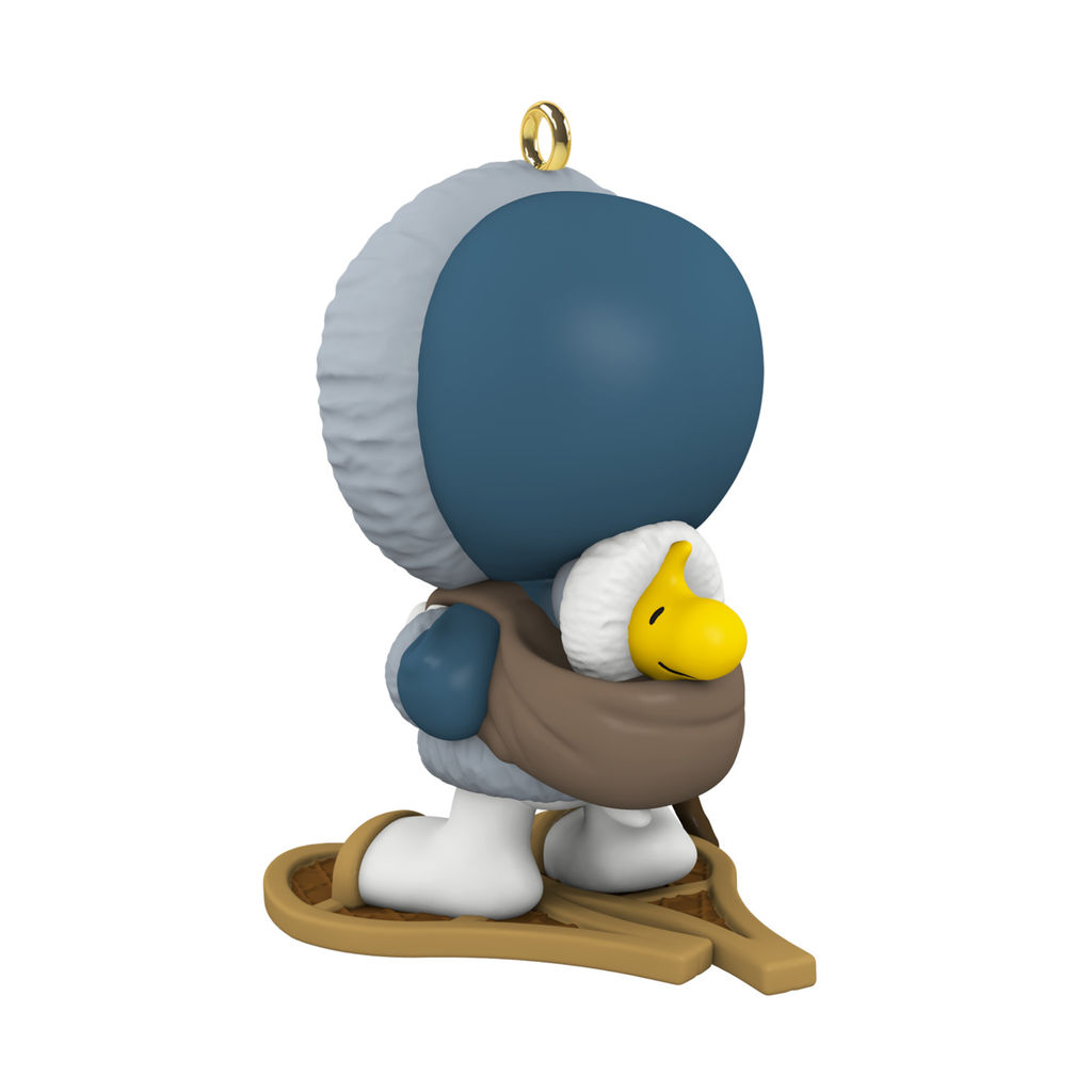 Snoopy Christmas Tree Topper: 2019 Winter Fun With Snoopy Hallmark Christmas Ornament