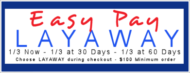 Easy Pay Layaway Program