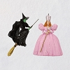 2019 Wizard of Oz, Glinda the Good Witch and Wicked Witch MINIATURE LIMITED QTY