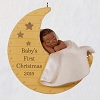 2019 Baby's First Christmas, Afr Am Ships OCT