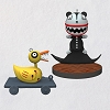 2019 Nightmare Before Christmas, Scary Teddy & Undead Duck - LIMITED EDITION