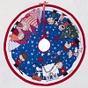 2019 Peanuts Charlie Brown Christmas Tree Skirt - LIGHTED