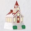 2019 Little Country Church MINIATURE, Lighted!