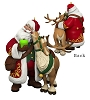 2019 NATIONAL EVENT- Santa and His Reindeer