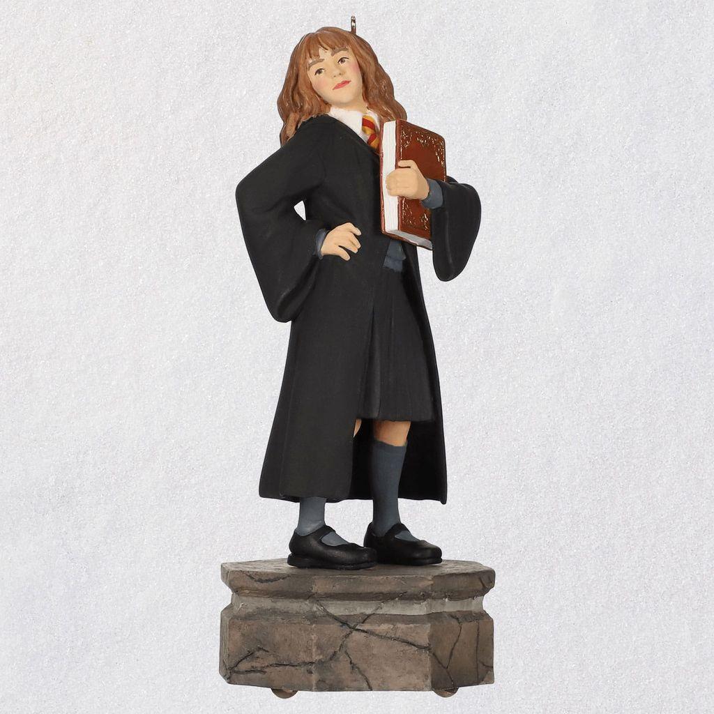 Harry Potter Christmas Tree Topper: 2019 Hermoine Granger,2019 Harry Potter Hallmark Keepsake