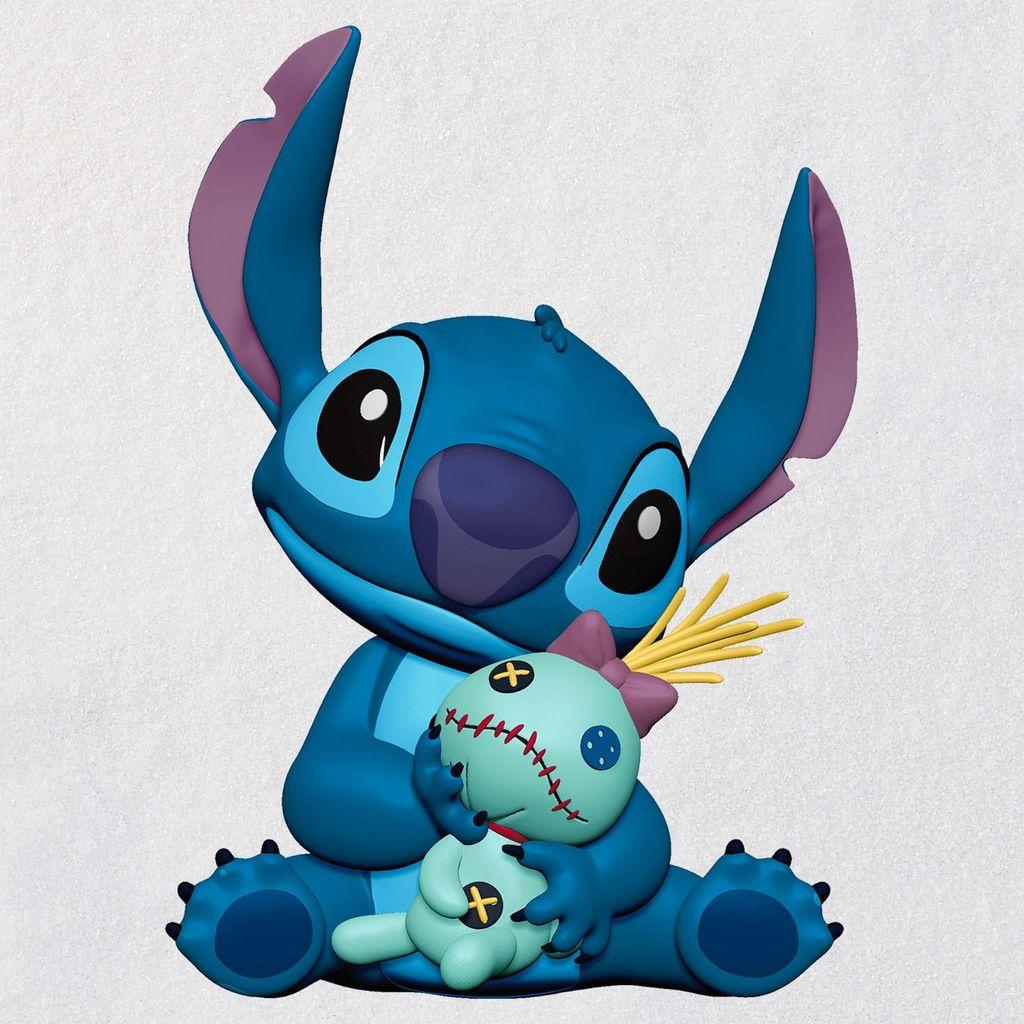 Disney Lilo And Stitch Hallmark Christmas Ornament