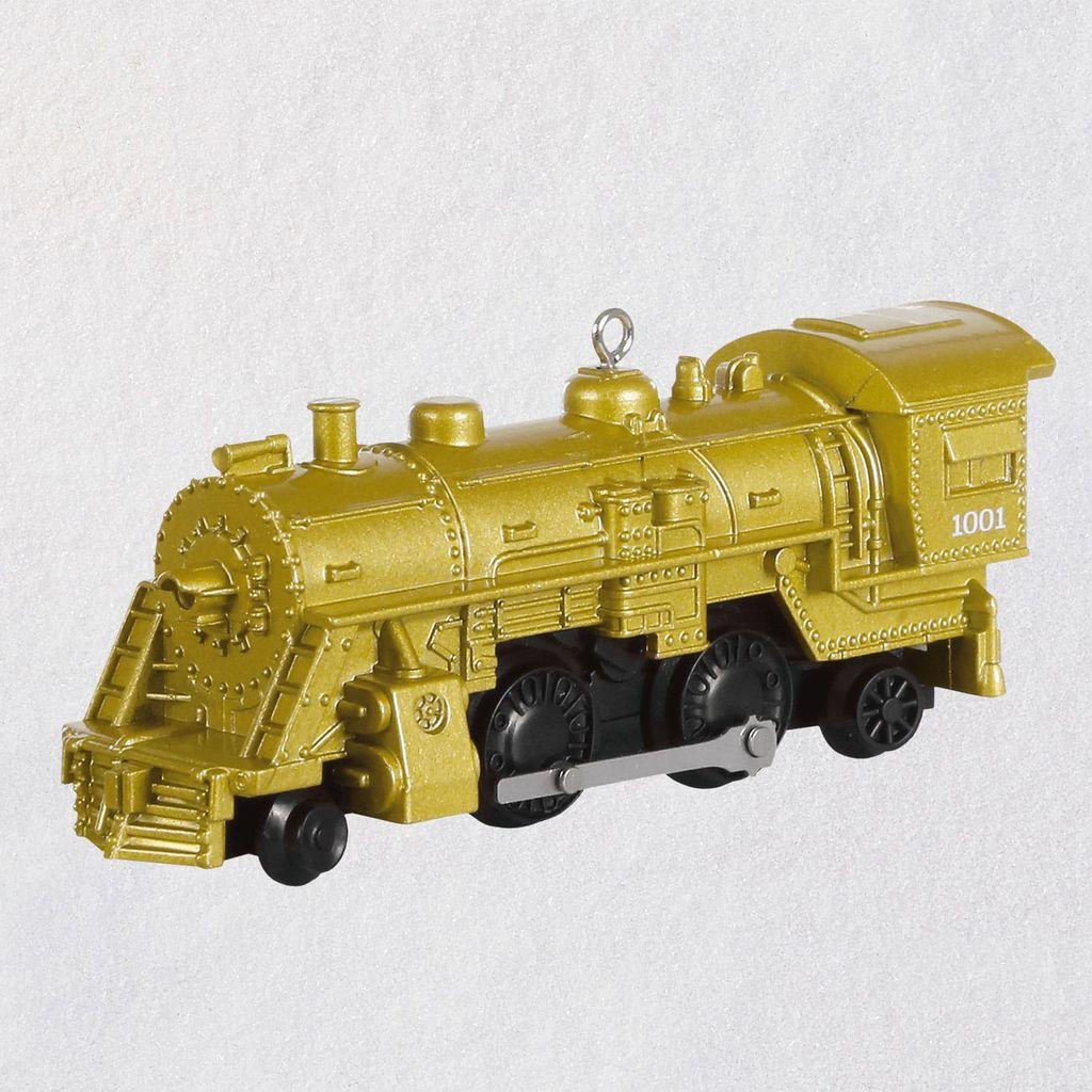 Lionel Christmas Train.Collectibles Hallmark 2012 Nutcracker Route Christmas Train