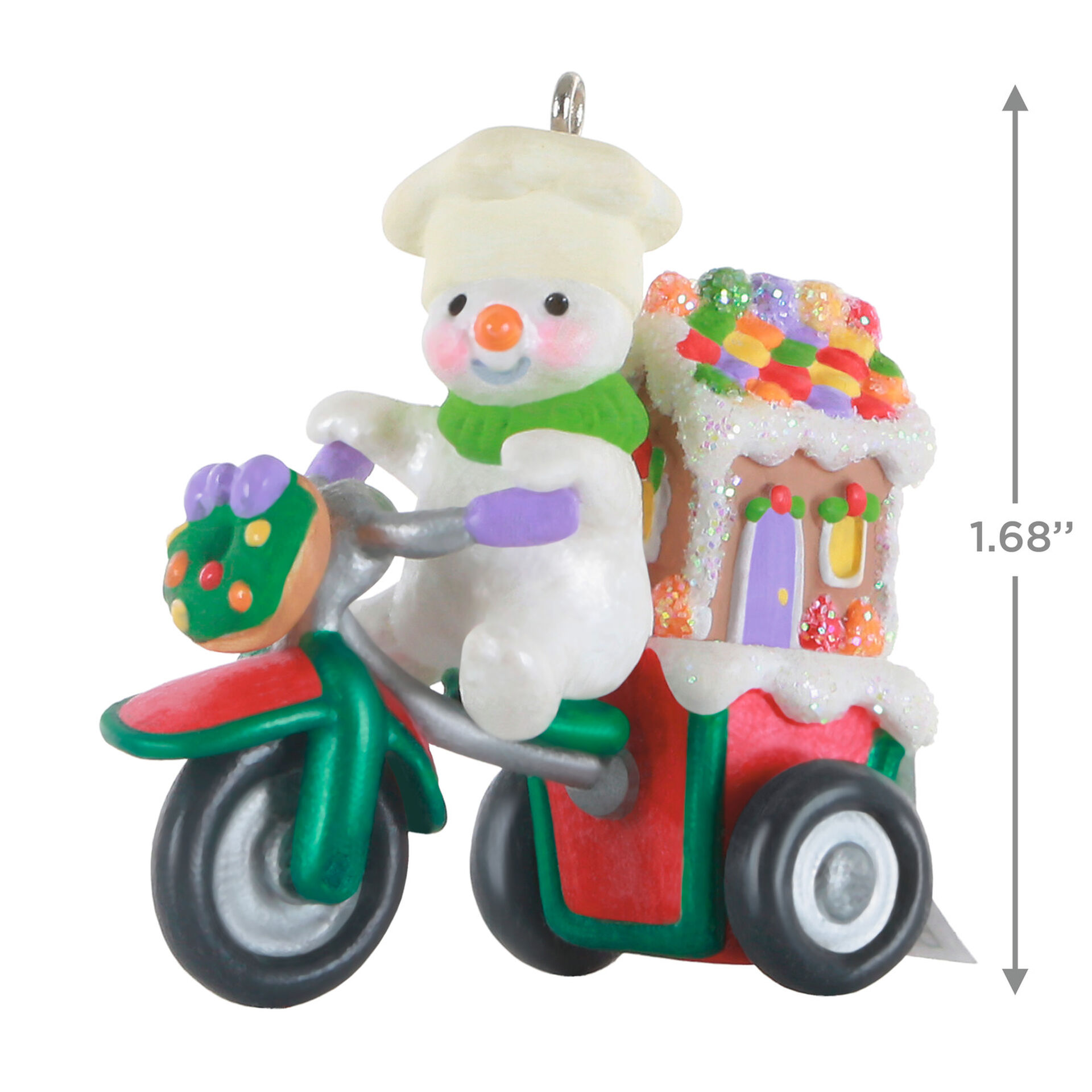 2020 Holiday Parade GINGERBREAD DELIVERY - LIMITED ED