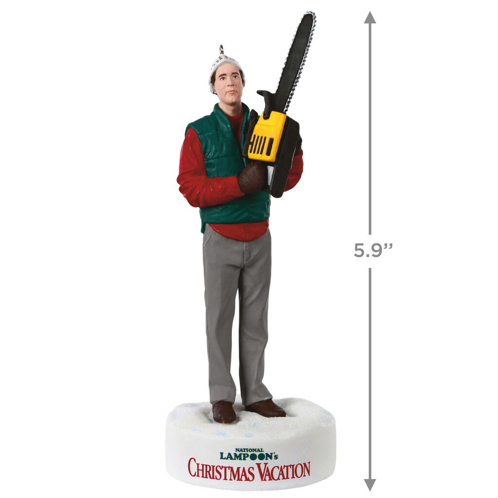 2020 Christmas Vacation 2020 Trimming the Tree Christmas Vacation Hallmark Christmas