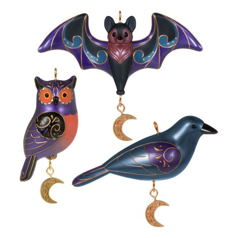 2020 Halloween, Spooky Outdoor Halloween Ornament Set  - Large size