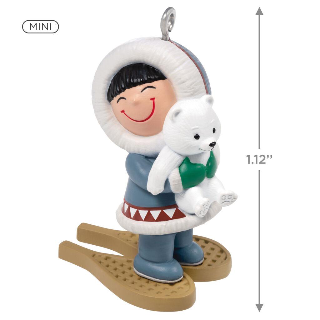 2020 Frosty Friends Hallmark Christmas Ornament   Hooked on