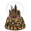2020 Harry Potter Hogwarts Musical Snow Globe LIGHT/SOUND - LARGE 7.25