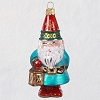 2020 Premium Charming Gnome - Blown Glass