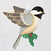 2020 Beauty of Birds Beautiful Black Capped Chickadee -Premium Porcelain