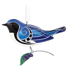 2020 Beauty of Birds #16 Black Throated Blue Warbler