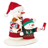 2020 Cozy Christmas Selfie - MUSICAL PLUSH TABLETOP