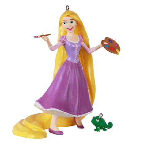 2021 Disney Tangled Rapunzel and Pascal - Ships July 10