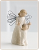 Willow Tree GUARDIAN ANGEL - Figurine