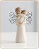 Willow Tree ANGEL'S EMBRACE - Figurine Sculpture