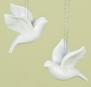 2018 Friendship Doves , Set of 2 - by Roman