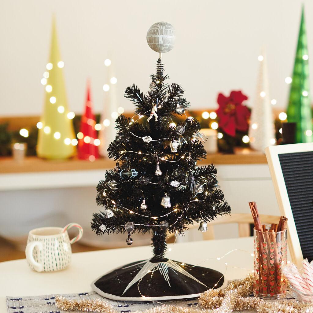 2017 Keepsake Ornament Hallmark Radiant Mini Tree Topper