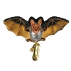 Bat - Old World Christmas Blown Glass