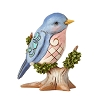 2019 Bluebird on Branch Figurine - Jim Shore Heartwood Creek