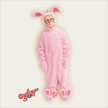 2006 Christmas Story Bunny Suit - DB