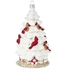2018 Heritage Collection Cardinal Christmas Tree