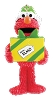 2017 Elmo with Present - Am Greetings Ornament