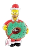 2017 Homer Simpson - Am Greetings Ornament
