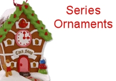 2015 Hallmark Series Ornaments