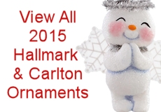 View All 2015 Christmas Ornaments