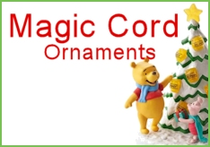 Hallmark Magic Cord Ornaments