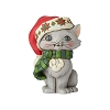 2020 Christmas Kitten Figurine - Jim Shore