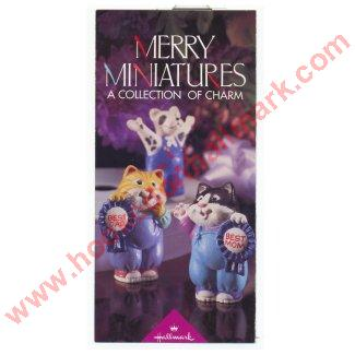 1992 Merry Miniatures Brochure
