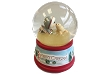 Frosty Friends Snow Globe - Musical - RARE