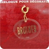 Brother - Clip On Ornament Charm