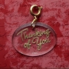Thinking of You - Clip on Ornament Charm