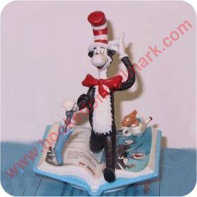 Rainy Day Games - Dr Seuss Figurine